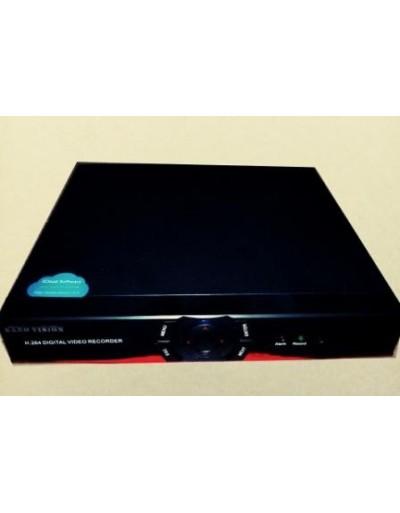 دستگاه دی وی ار 4 کانال(DVR)